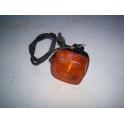 CLIGNOTANT  AVANT  GAUCHE   D  ORIGINE   POUR   HONDA  125  X L R